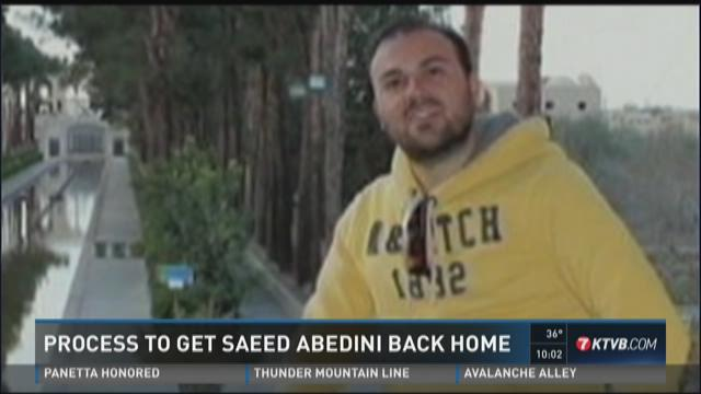 Process to get Saeed Abedini back home