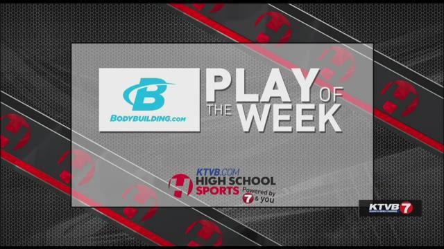 Play of the Week Caldwell HIgh School10-30-2014