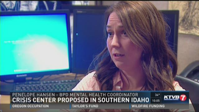 Crisis center proposed in southern Idaho