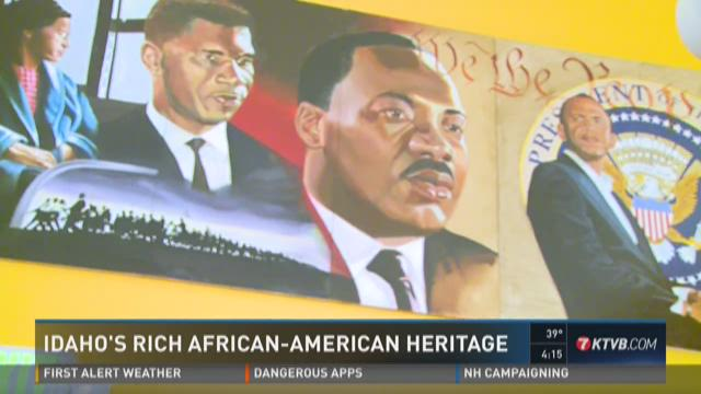 A visit to the Idaho Black History Museum