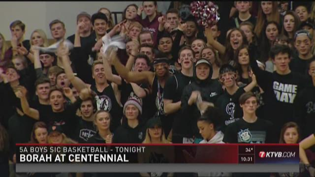 Highlights: Borah at Centennial