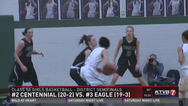 Highlights: Eagle vs. Centennial