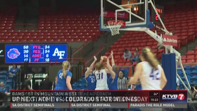 WBB Highlights: Boise State vs. Air Force