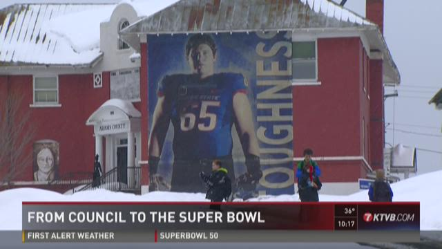 From Council, Idaho to the Super Bowl