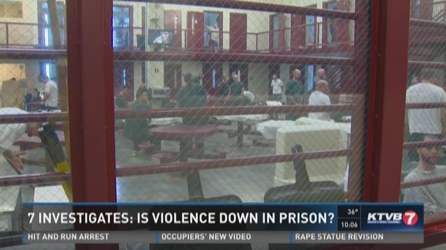 7 Investigates: Is violence down in prison?