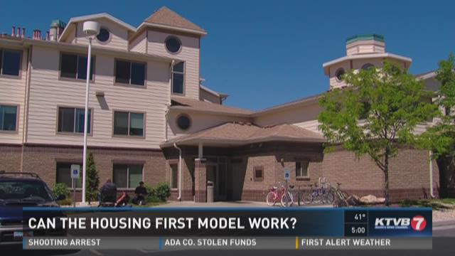 Can the Housing First model work?
