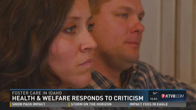 Foster care in Idaho: Health & Welfare responds to criticism