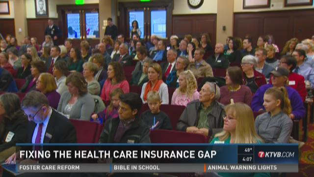 Fixing the health care insurance gap