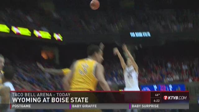 Boise State Defeats Wyoming