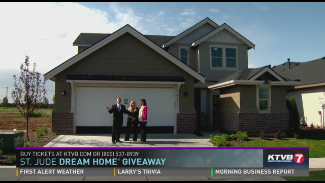 St Jude Giveaway Dream Home 2015