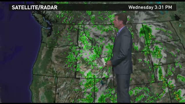 Weather Forecast Wednesday