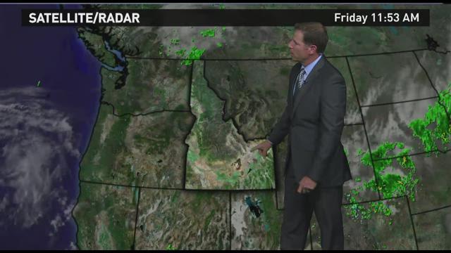 Weather Forecast Friday