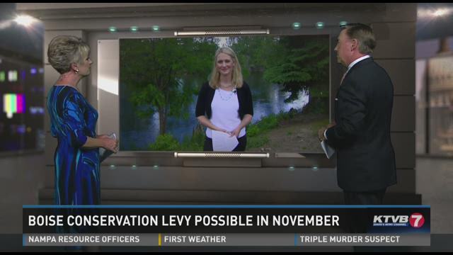 Boise conservation levy possible in November06-01-2015