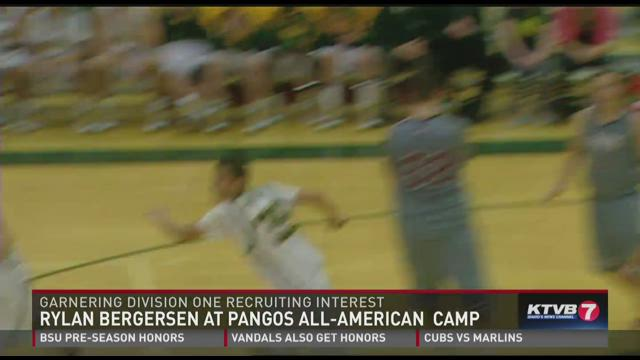 Borah's Bergersen home from Pangos camp
