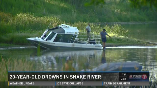 Man drowns in Snake River near Marsing Island Park