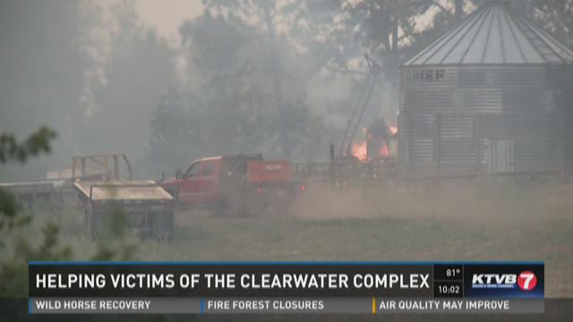 Helping victims of the Clearwater Complex