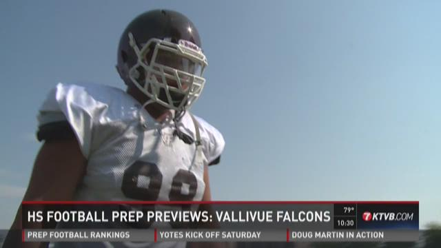 5A football preview: Vallivue Falcons