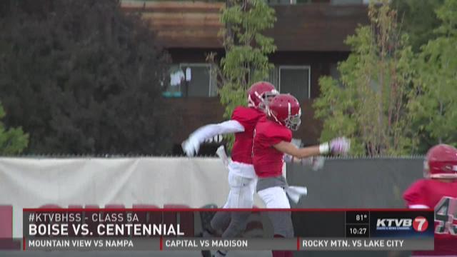 Week 1: Boise vs. Centennial 8/28/2015