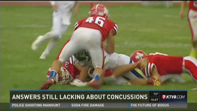 Answers still lacking about concussions