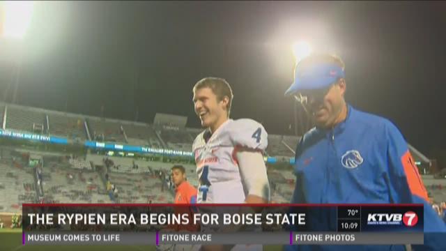 Rypien era begins for Boise State