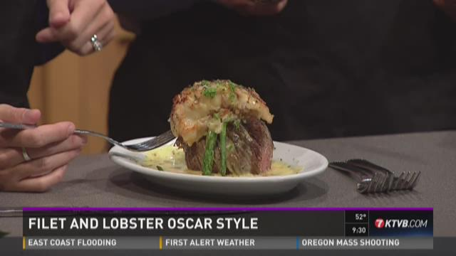 Filet and Lobster Oscar Style