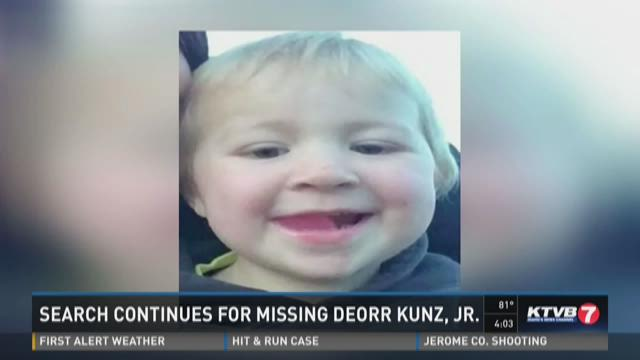 Search continues for missing Idaho boy