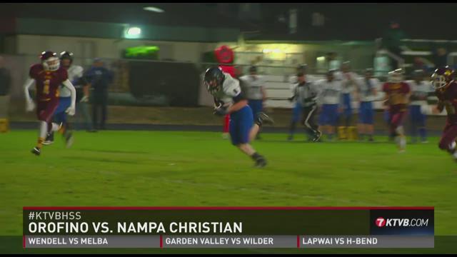 Nampa flag football